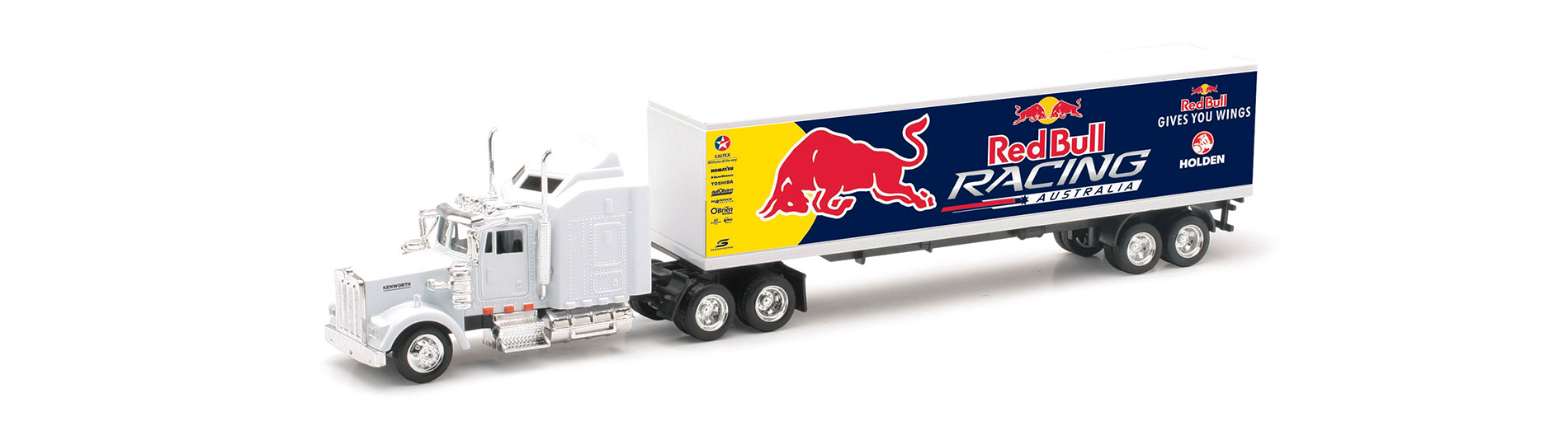 Red Bull Custom Diecast