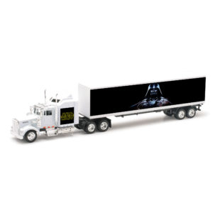 Custom Diecast star wars kenworth truck