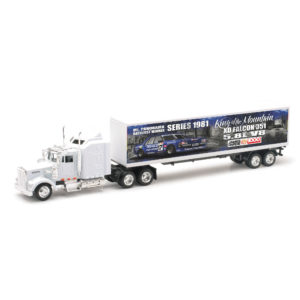 Custom Diecast Moutains Kenworth Truck