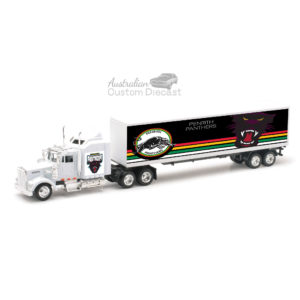 Panthers Kenworth Truck