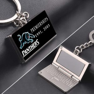 Panthers Premiership zinc alloy Laptop keyring