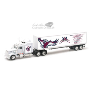 Sea Eagles Kenworth Truck