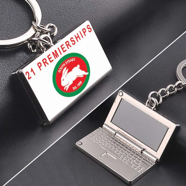 South Sydney Premiership zinc alloy Laptop keyring