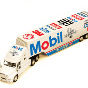 Peter Brock racing transporter truck 33cms long