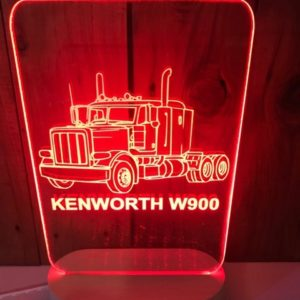Kenworth Truck Led Sign