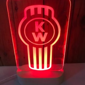 Kenworth Logo Led Sign
