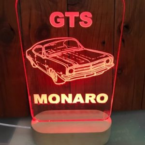 GTS Monaro Led Sign