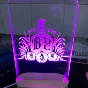 Bundaberg rum Led Sign