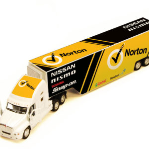 Norton Racing transporter