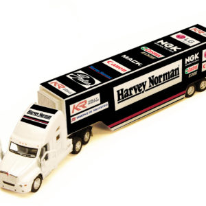 Kelly Racing transporter truck 33cms long