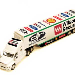 DJR Racing transporter truck 33cms long