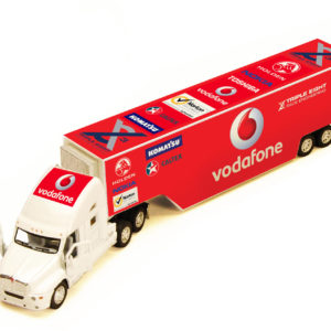 Red Vodafone X Triple Racing