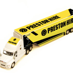 Preston hire Racing
