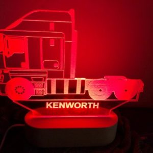 Kenworth K200 LED sign