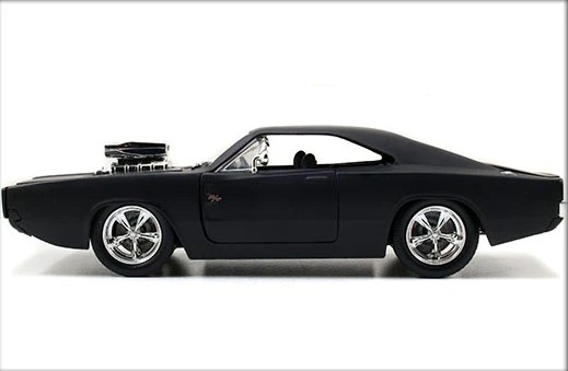 1:24 Fast & Furious Dom's Charger R/T (Matte Finish)